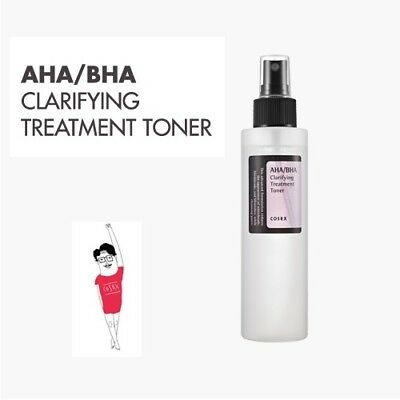 [COSRX] AHA/BHA Clarifying Treatment Toner 150ml / Korean cosmetics