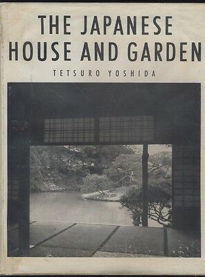 THE JAPANESE HOUSE & GARDEN by YOSHIDA. ARCHITECTURE & DESIGN INTEREST