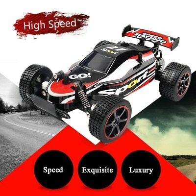 1/12 2.4G Radio Remote Control Rock Crawler Drive RC Car Toy Off-Road Buggy Gift