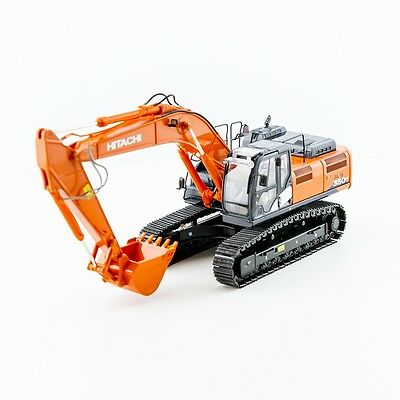 TMC Models Hitachi ZX350LC-6 Tracked Hydraulic Excavator Diecast 1:50