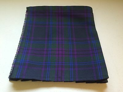 New Spirit of Scotland Tartan Baby Kilt 0-3 m to 2-3y Waist & Length Sizes Given