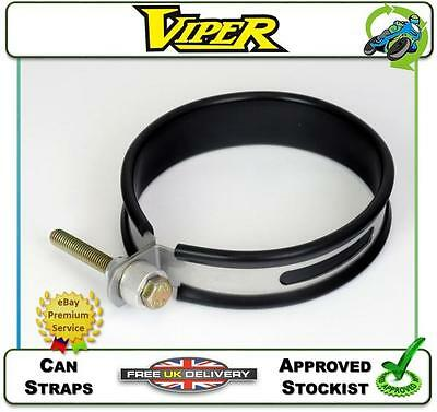 New Viper Can Strap Motorcycle Exhaust Silencer Bracket 43Mm Hanger 365Mm Inner