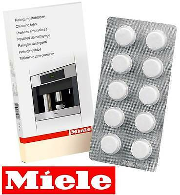 MIELE 10270530 Detartrant tablette 10 pastille detartrage MACHINE A CAFE