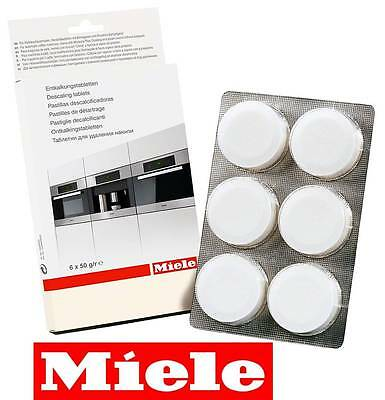 MIELE 10178330 Detartrant tablette pastille detartrage CAFE FOUR A VAPEUR