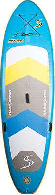 "Stand Up Paddle SUP Board Simmer Makana 10'0"" Allround Windsurf iSup Inflatable"