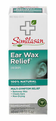 Similasan Multi-Symptom Ear Wax Relief - 10 Ml, 1 - Each (Pack of 3)