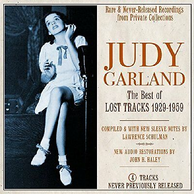 Judy Garland-The Best Of Lost Tracks 1929-1959  (US IMPORT)  CD NEW