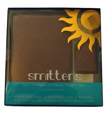 Smittens Self Tanning Applicator Mitt - Gift Set