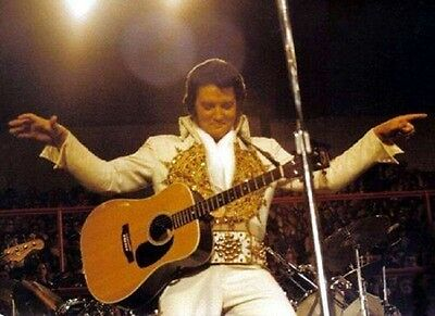 Elvis Presley   FRIDGE MAGNET 217---The Last Concert