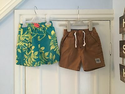 Baby Boys Next Shorts Age 18-24 Months