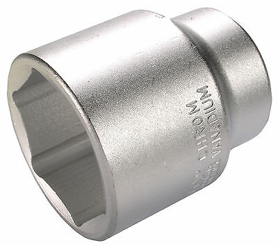 Llave De Vaso Hexagonal 55 Mm Para Carraca De 3/4""