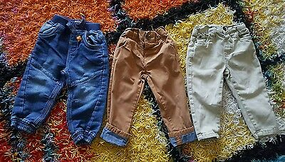Next Primark M&Co  JEANS/TROUSERS Size 12-18 months bundle