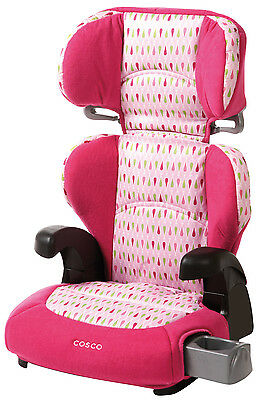 Cosco Pronto! Belt-Positioning Booster Car Seat, TearDrop