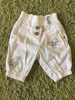 Baby Girls Next Trousers 6-9 Months