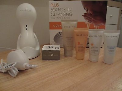 Clarisonic Plus Skin Catre System - New In Box!