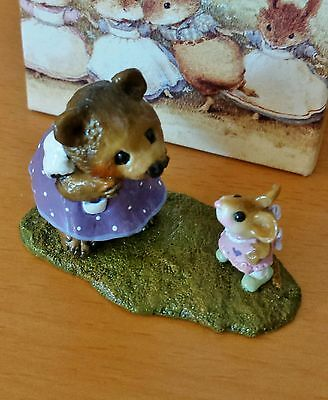 "WEE FOREST FOLK BB-06a ""Bear's Surprize Friend"" SPECIAL EDITION 2004 Mint"