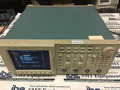 Tektronix TDS 540 Four Channel Oscilloscope 500MHz - 1Gs