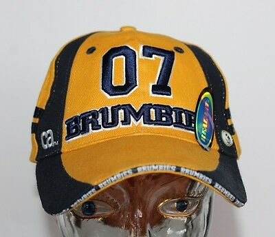 ACT Rugby Brumbies Member's 2007 Baseball Cap New With Tags