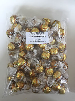 White Chocolate Lindt Balls 1Kg 80 Pieces - Perfectly Packed