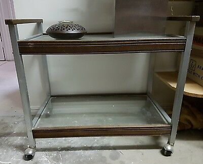 drinks/cocktail trolley