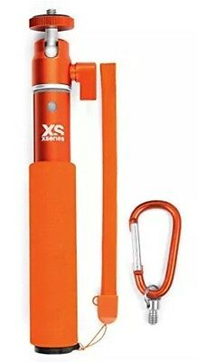 XSories U-Shot 1.5 Ft Extension Monochrome Monopod Telescoping Camera Pole - O