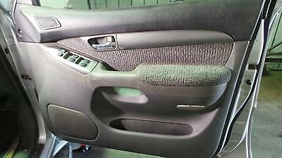 Toyota Prado Door Trim Right Front, 120 Series, Gxl Type, 02/03-10/09