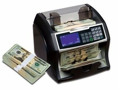 Royal Sovereign Electric Bill Counter with Counterfeit Detection, RBC-4500