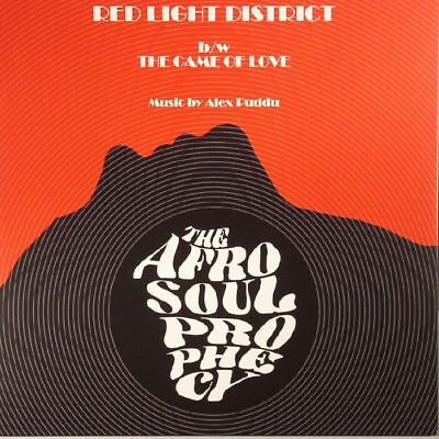 """AFRO SOUL PROPHECY, The - Red Light District - Vinyl (7"""")"""