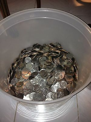 100 Coin Lot Of Eisenhower Ike Dollars