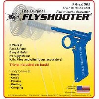 Flyshooter The Original Bug Gun by Martin Paul (Fly Swatter / Fly Shooter)