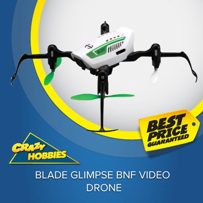 Blade Glimpse BNF Video Drone