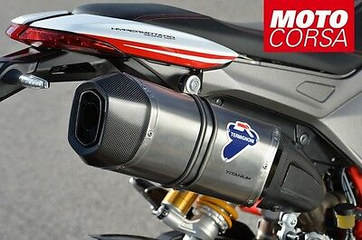 Termignoni Full Exhaust System for Ducati 2016-2017 Hypermotard 939