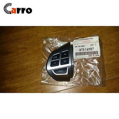 Steering Pad Audio Switch 8701A087 for Mitsubishi Lancer Outlander Sport 2007-2017