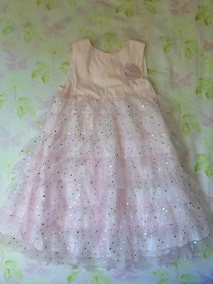 Pumpkin Patch Baby Girl Pink Dress Size 1