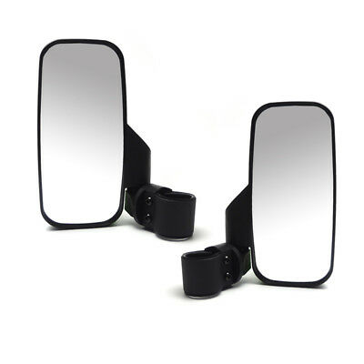 UTV Heavy Duty Offroad High Impact Break-Away Large Wide View Race Side Mirror