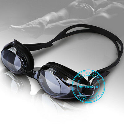 Prescription Swimming Goggles Leakproof Anti-fog Nearsighted Tinted for Outdoor