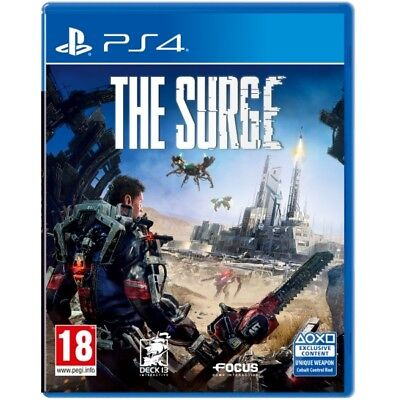 The Surge PS4 | PlayStation 4 - Brand New