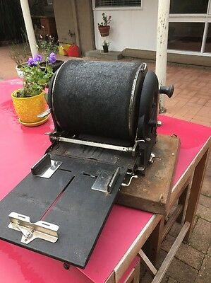 Vintage Ellams Portable Printer