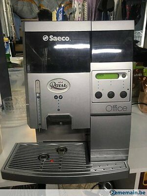 Machine à expresso multifonctions SAECO Royal Office