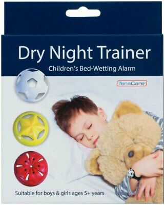 Dry Night Trainer Children's Bed Wetting Alarm Ages 5+