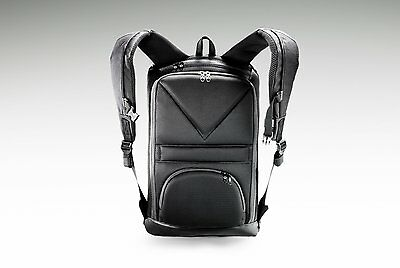 "RiutBag R25 Max carry-on black 25 litre backpack for 15"" laptop"