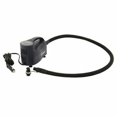 Outwell Black Windstorm Tent Pump Single Function 6m Length Cable 4 Nozzles
