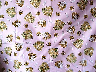 Beatrix Potter  Flopsy Bunnies cot quilt