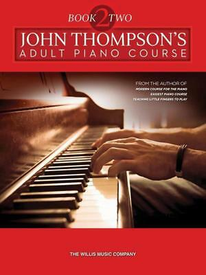 Thompson - Adult Piano Course Book 2