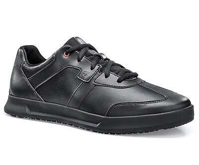 "38140 SHOES FOR CREWS Herren-Schnürschuhe ""FREESTYLE II"" SCHWARZ Gr. 38-48 VEGAN"