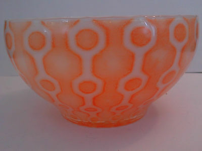 Signed Kosta Boda Bowl By Olle Brozen