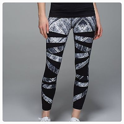 f0d2350fc Lululemon High Times Pant HEAT WAVE - Size 2 - New With Tags! Sold Out