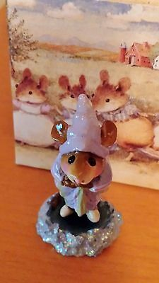 "Wee Forest Folk  CC-01 ""Scrooge"" MOUSE EXPO SPECIAL Mint"