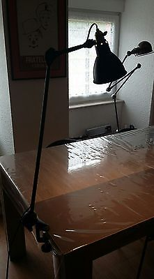 "Gras Lamp ""201""Desk Vintage industrial / Workshop lamp / French 1927´s"