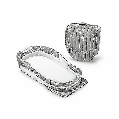 Snuggle Nest Surround XL Infant Sleeper - Grey Elephant